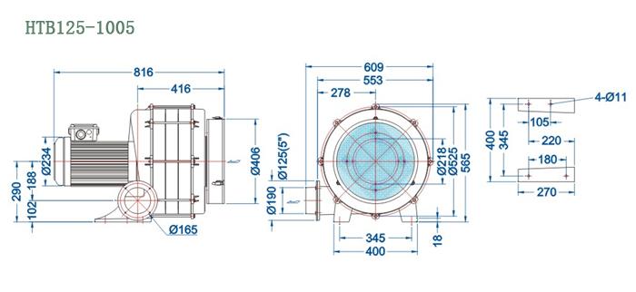 HTB125-1005尺寸图